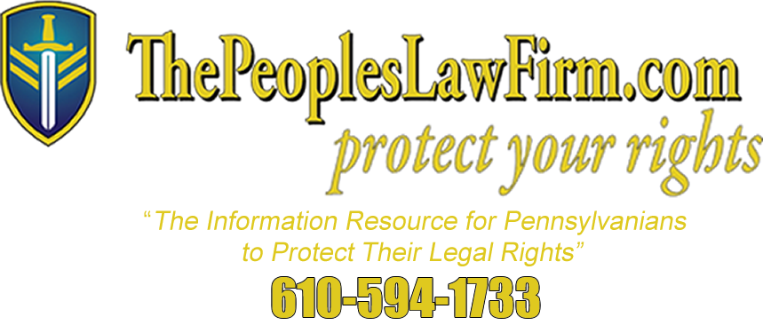TPL Logo Current1100x125 The Peoples Law Firm Phone 610 594 1733